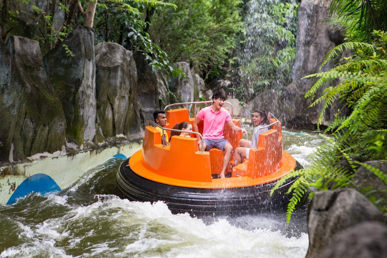 Sunway Lagoon Water Theme Park